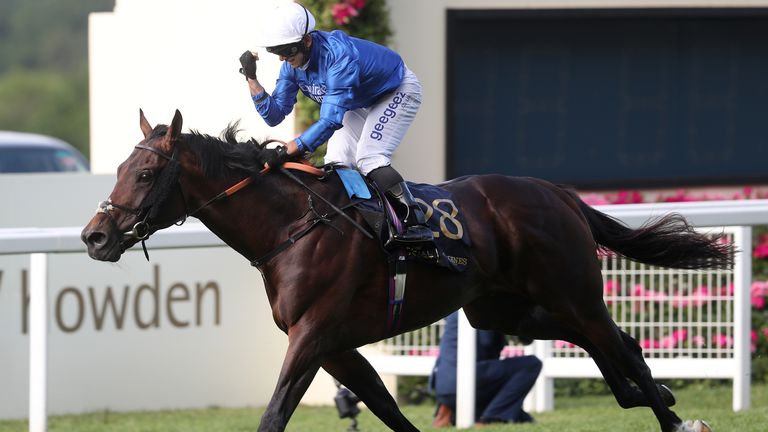 Real World and Marco Ghiani wins the Royal Hunt Cup