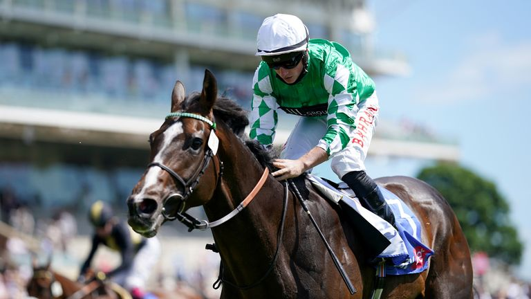 Roberto Escobarr and Tom Marquand win at York