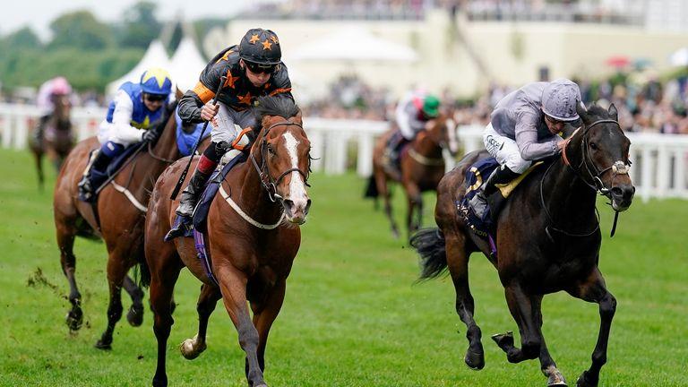 The remarkable Rohaan wins the Wokingham