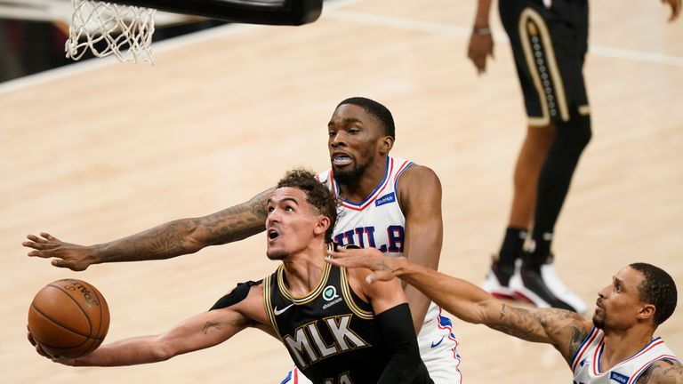 TRAE YOUNG PHILLY