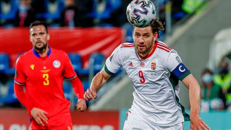 Adam Szalai carries Hungary's Euro 2020 hopes