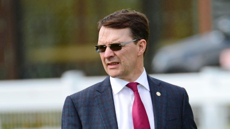 O'Brien has won the Derby a record eight times