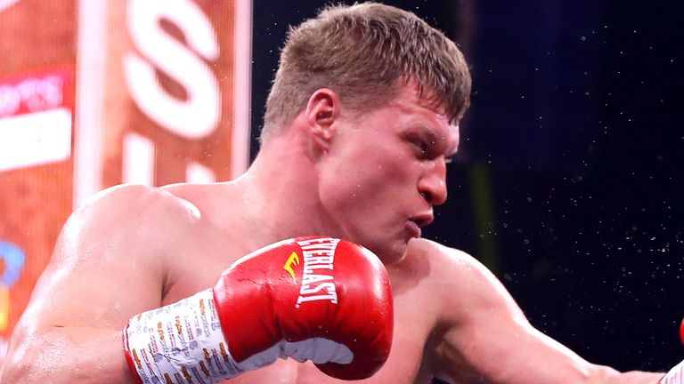 Alexander Povetkin has called time on his playing career