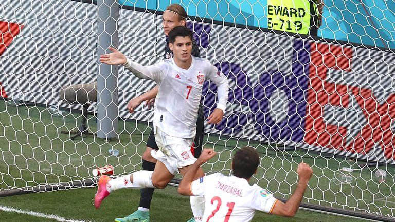 España Alvaro Morata