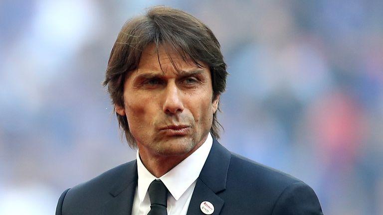 Antonio Conte has been in talks with Tottenham