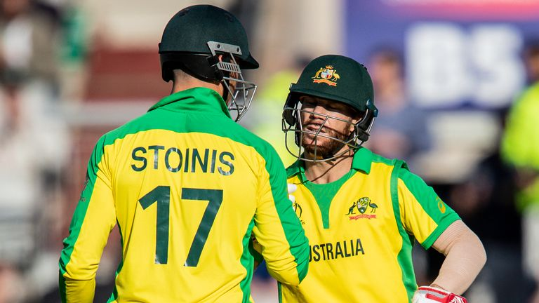 The Hundred: Australia's David Warner and Marcus Stoinis withdraw from tournament | Cricket News | Sky Sports