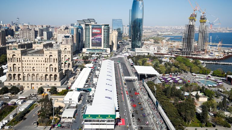 skysports azerbaijan gp f1 5403244