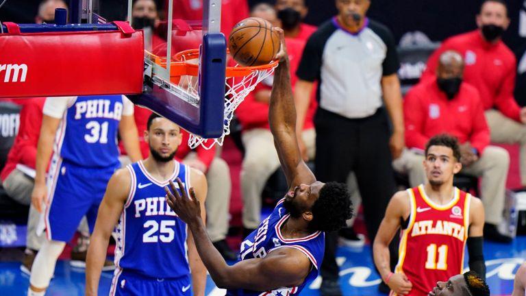 Joel Embiid inspires Shake Milton with pep talk and goalie produces vital score for Philadelphia 76ers |  NBA News