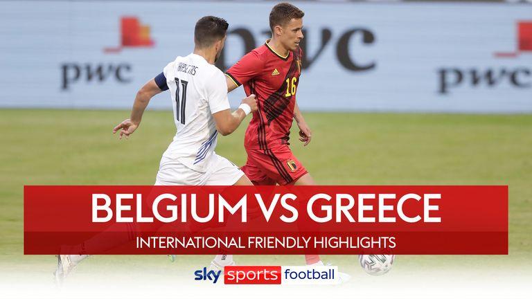 Belgium v Greece