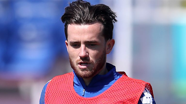 Ben Chilwell is also self-isolating (PA)