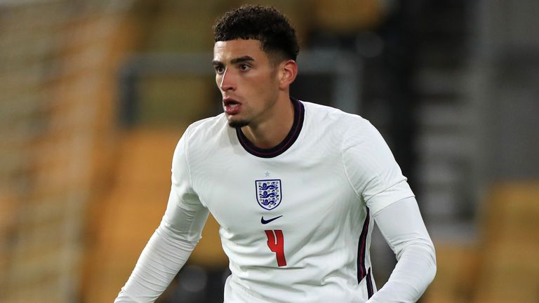 Ben Godfrey could get the nod for the squad of 26 following Trent Alexander-Arnold's departure from the England camp