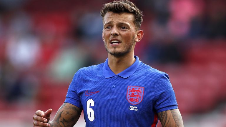 Ben White is named as England's 26th man in the squad for the Euros