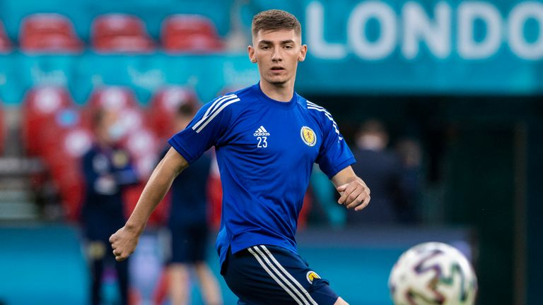 SNS - Billy Gilmour