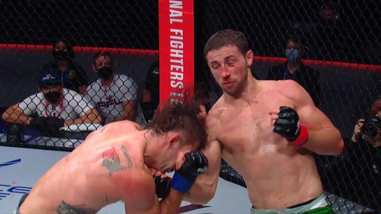 Brendan Loughnane MMA