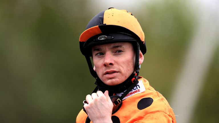 Callum Shepherd relocated to Newmarket last year and subsequently rode a record 77 winners