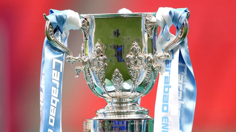 The opening round of the Carabao Cup saw a total of 35 fixtures drawn in both a Northern and Southern section.