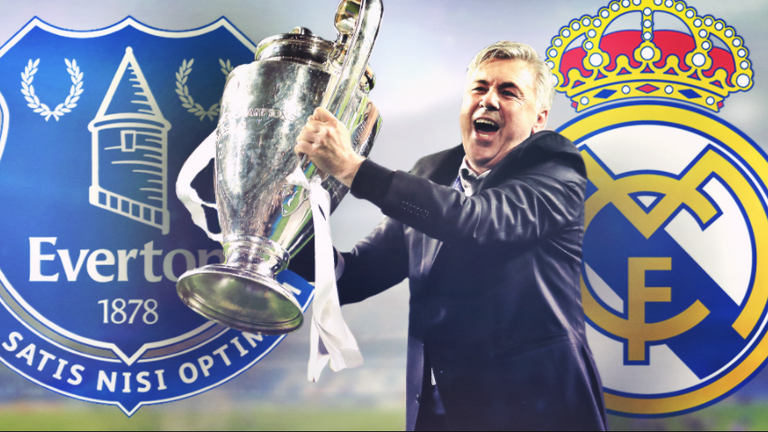 Carlo Ancelotti has returned to Real Madrid