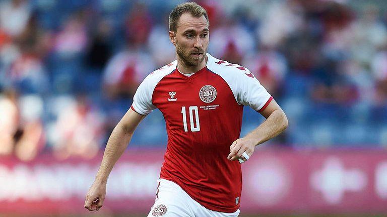 Christian Eriksen Denmark
