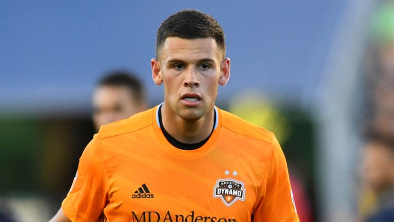 Aberdeen have agreed a deal to sign Christian Ramirez from Houston Dynamo
