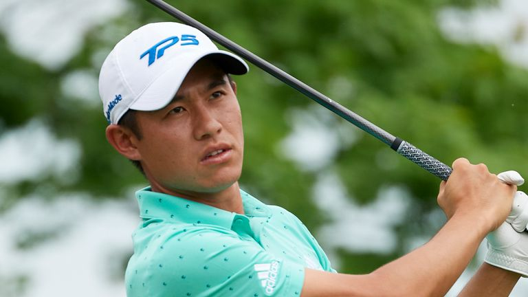 Collin Morikawa lost out in a sudden-death playoff