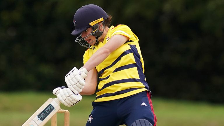 Alice Davidson-Richards hit 92 as South East Stars defeated Western Storm by six wickets