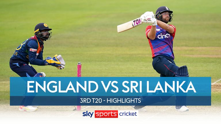 Watch the best bits from the third and final T20 between England and Sri Lanka as the hosts sealed a 3-0 series sweep.