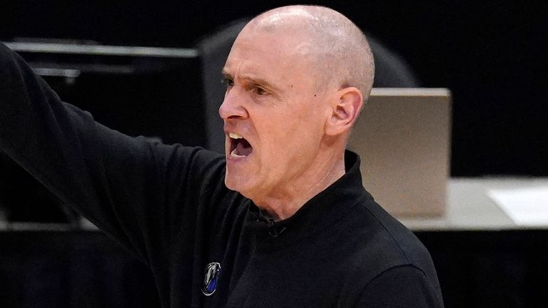 Rick Carlisle had two years remaining on his contract with the Dallas Mavericks (AP)