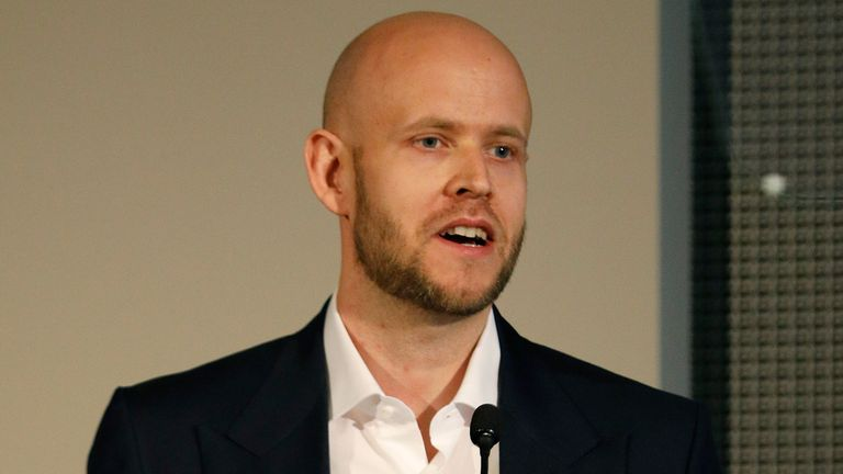 Spotify co-founder Daniel Ek is preparing a second bid to buy Arsenal