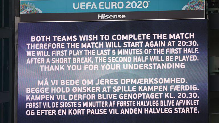Denmark 0 – 1 Finland