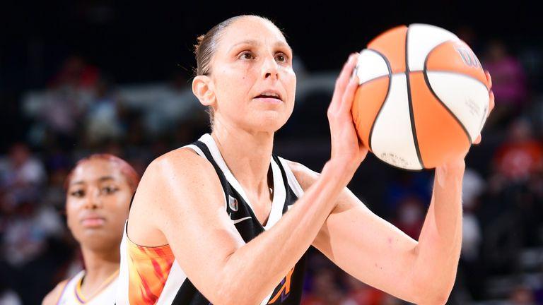 Diana Taurasi made WNBA history