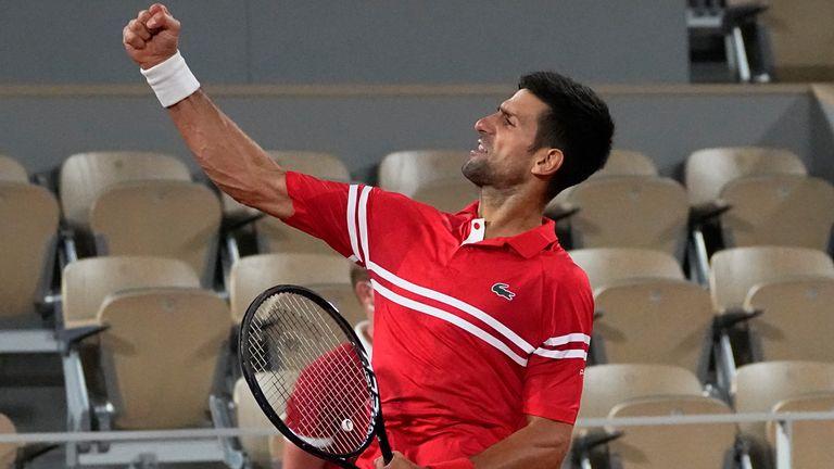 Nadal ha vinto sette dei suoi ultimi otto incontri con Novak Djokovic al Roland Garros