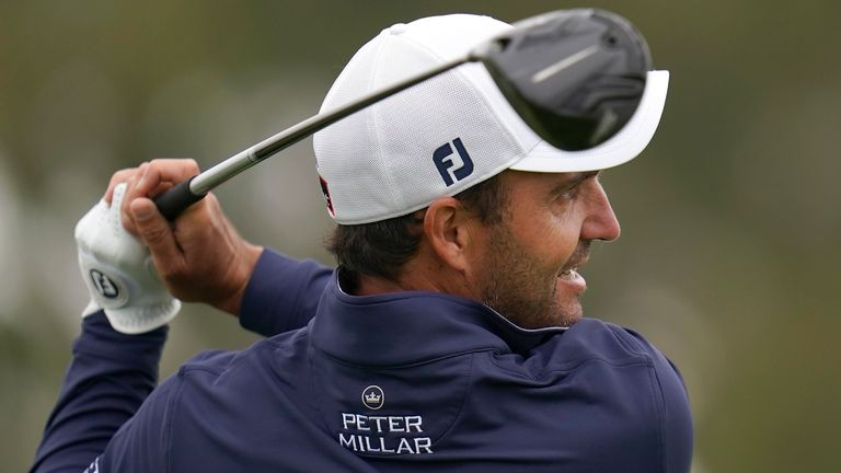 Edoardo Molinari hasn't played at the US Open since a tied-54th finish in the 2011 contest