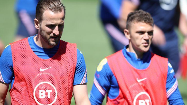 Kieran Trippier has backed England captain Harry Kane to get off the mark soon at Euro 2020