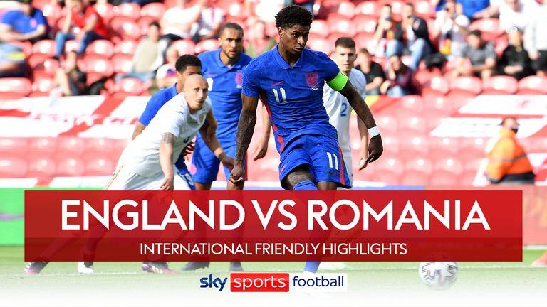 Inglaterra 1-0 Romênia