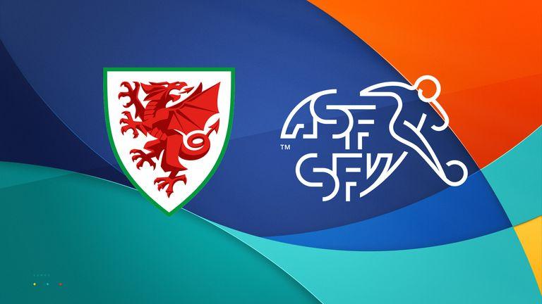 Wales vs Switzerland