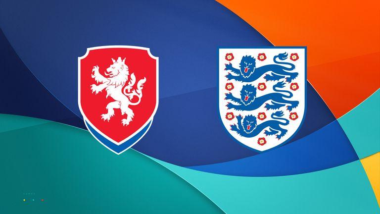 Euro 2020: Czech Republic vs England - follow live in-play ...