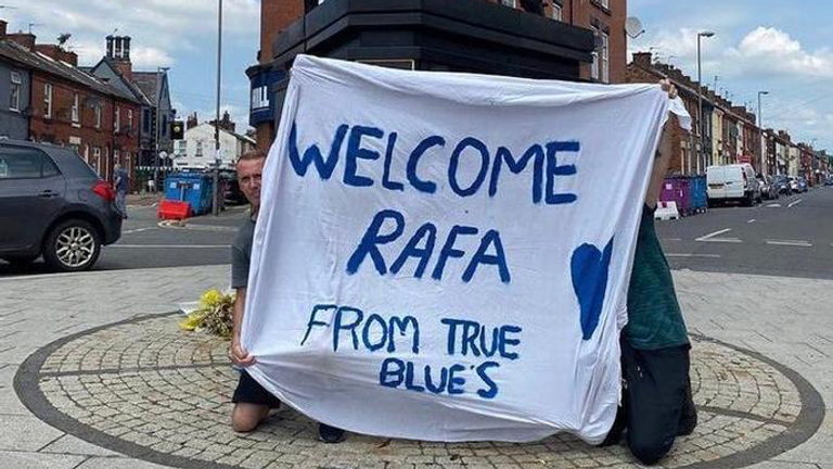 Some Evertonians have welcomed the news that Rafa Benitez is close to being appointed as the club's new manager