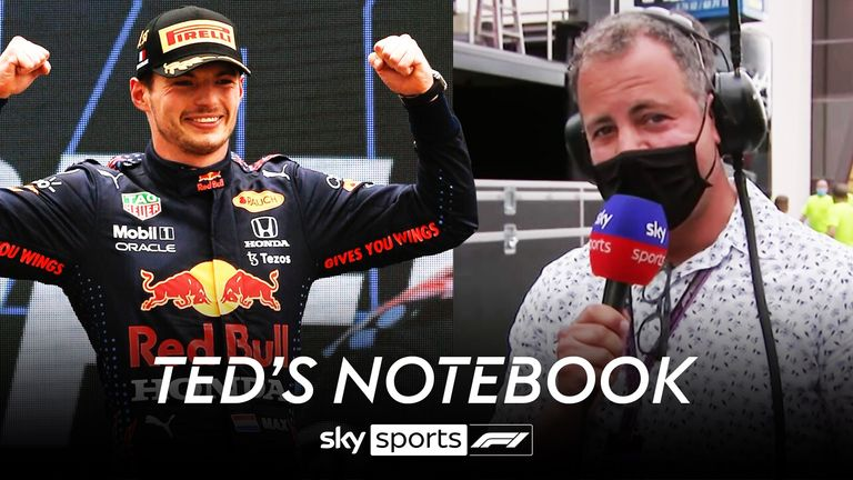 Ted Kravitz brings his Notebook to the French GP, as he looks back at a dramatic end to the race at Circuit Paul Ricard.