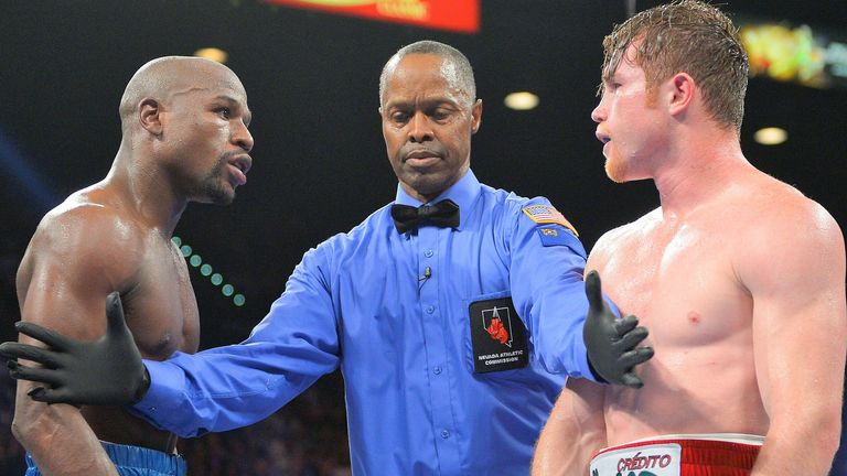 Mayweather vs Logan Paul: How did Floyd Mayweather complete a masterful win over