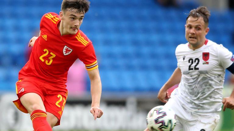 Dylan Levitt: Welsh midfielder inspired by 2016 heroes ahead of Euro 2020 opening |  Football news