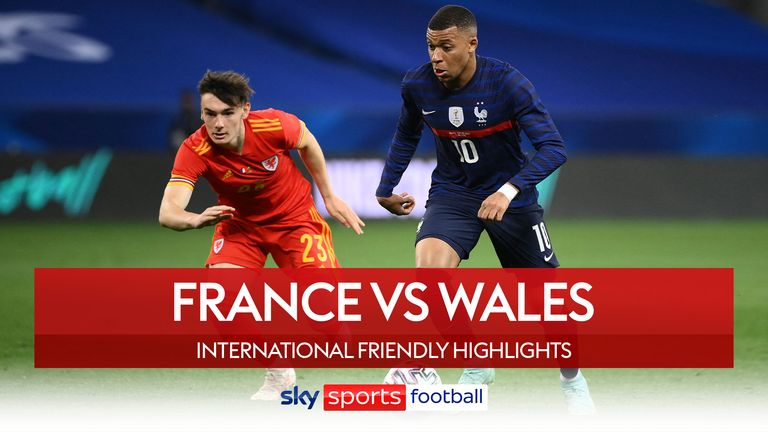 France 3-0 Wales