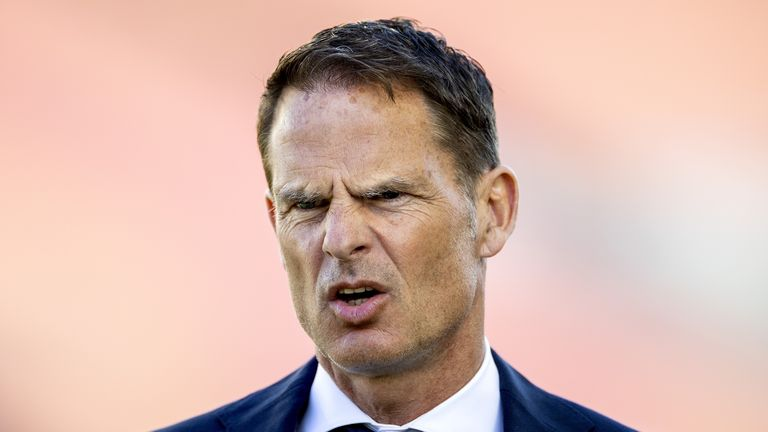 Can Frank De Boer lead Netherlands into the latter stages?