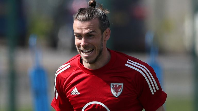 Bale has said he is aware of his future plans but does not want to reveal them before the end of the Euros