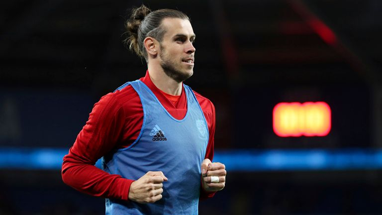 Gareth Bale will be key to Wales' chances