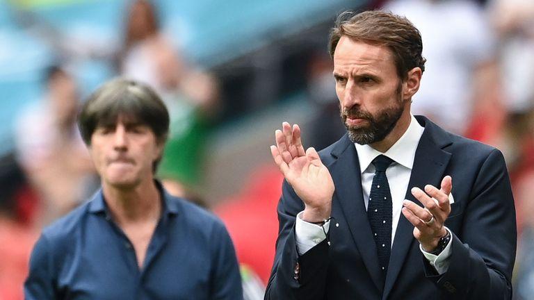 Gareth establecerá sus áreas técnicas en Wembley en Southgate y Joachim