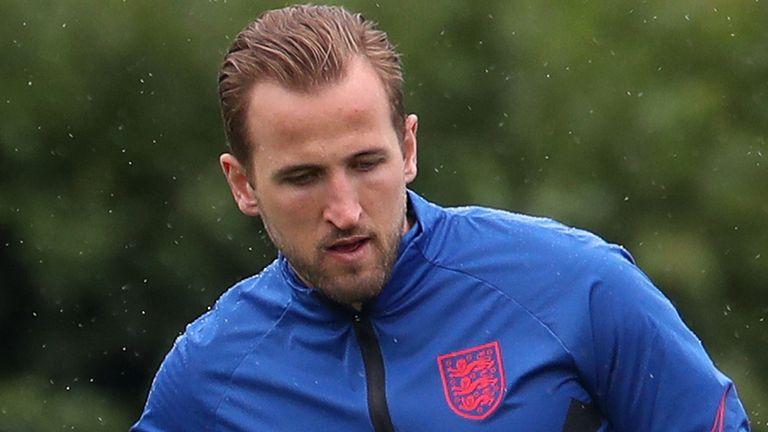 England captain Harry Kane (PA)