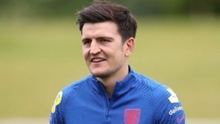Harry Maguire last featured for England in their World Cup qualifiers in March