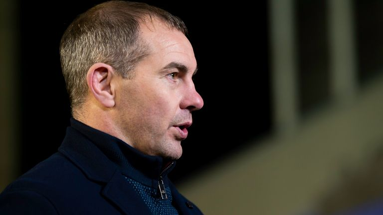 Ian Watson says Huddersfield considered requesting that the game be postponed
