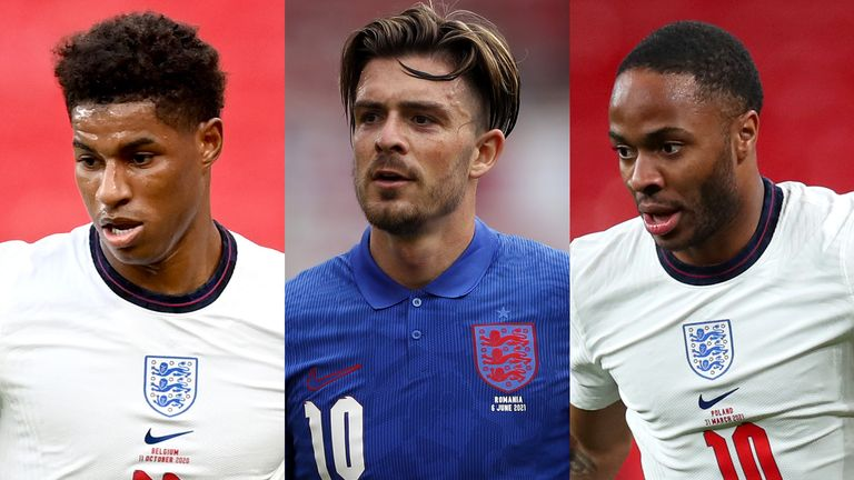 Gareth Southgate has several selection headaches ahead of England's opening Euro 2020 clash with Croatia