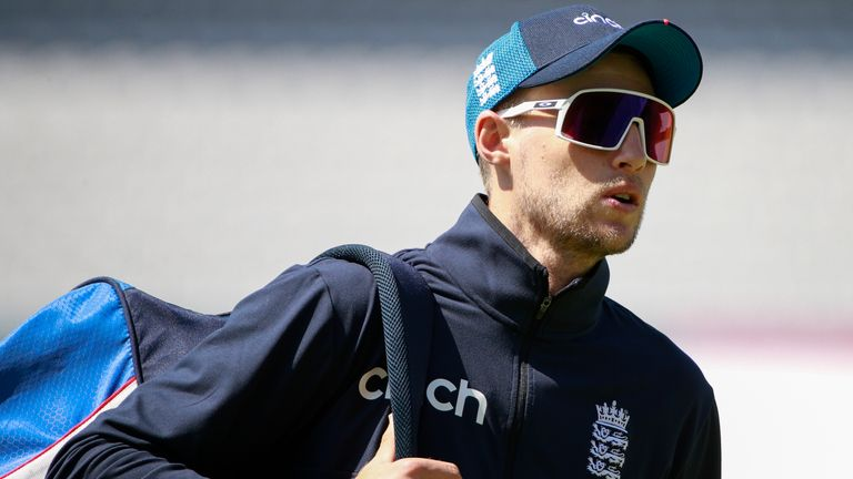 Joe Root says this year is 'all about action' when it comes to fighting discrimination in cricket